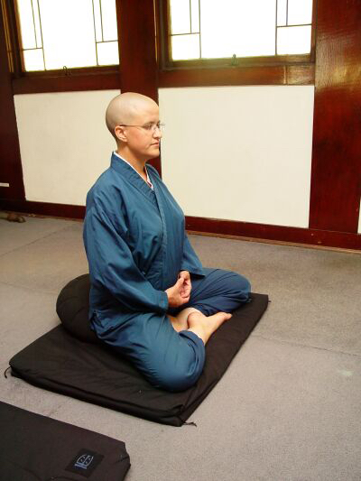Establishing A Physical Meditation Posture